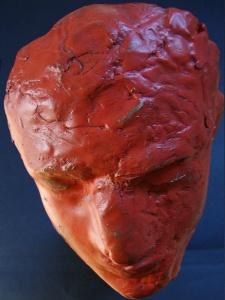 Portrait de l'artiste par lui même, Bronze