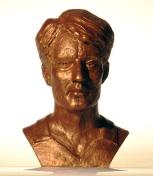 Michael Laudrup, terracotta.