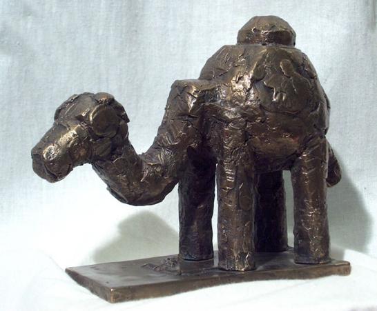 Kamelen.