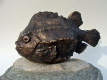 Stenbider. Bronze