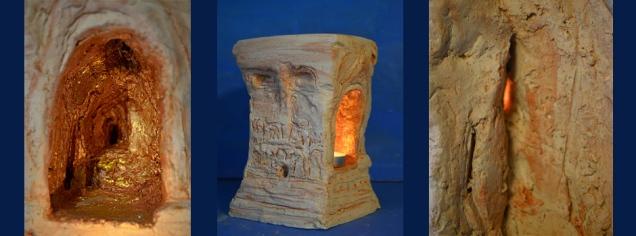 Temple of starlight med detaljer.