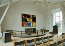 Alterparti i Kolstrup Kirke.
