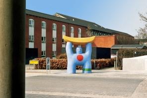Bananløfter, Kirsebærhaven, Valby