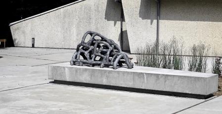 """""""Keramisk rørobjekt nr. 10"""". Dronninglund Kunstcenter"""