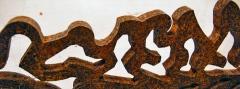 Tigerskelet slide