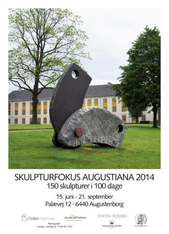 Skulpturfokus plakat