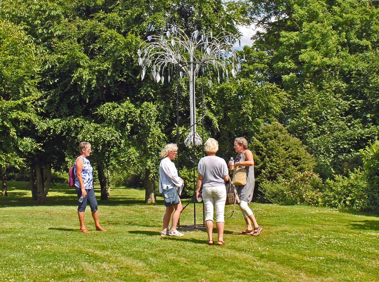 Skulpturbiennaler Dansk Billedhuggersamfund