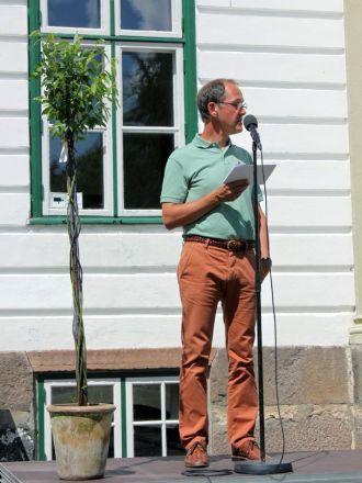 Søren Schaarup byder velkommen