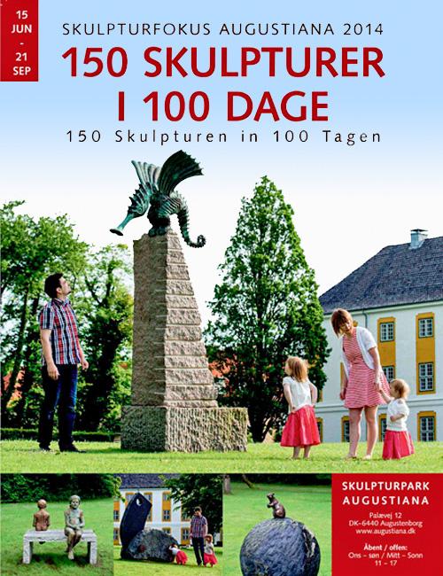 Kataloget Skulpturfokus Augustiana 2014