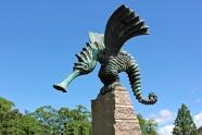 Henrik Voldmester: Alantic dragon