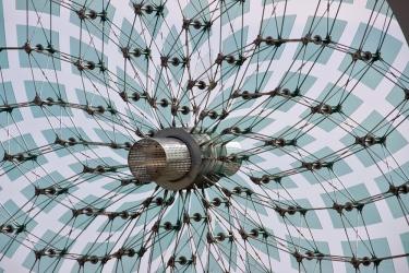 Solhjulets centrum
