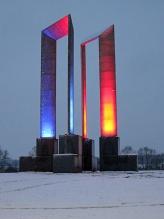 Langeskovporten, Langeskov, 2005