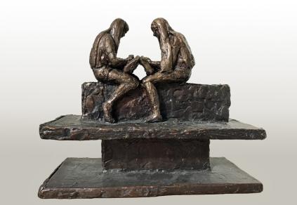 Computerpigerne, bronze