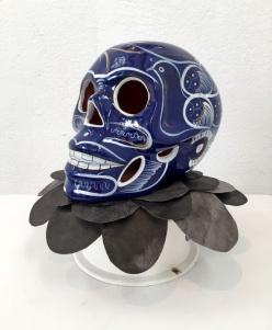 2. Malet keramik.