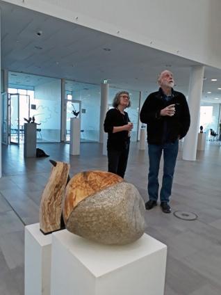 Jørn Hansen og Marianne Schou