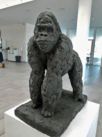 Trine Gulds Gorilla
